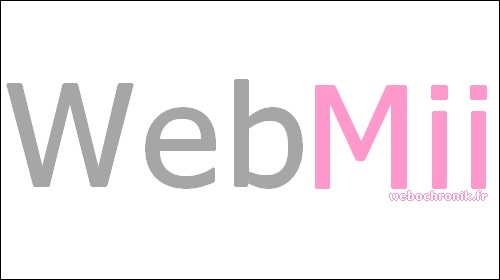 web mii